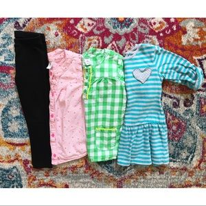 3T Tunic and Dress Bundle
